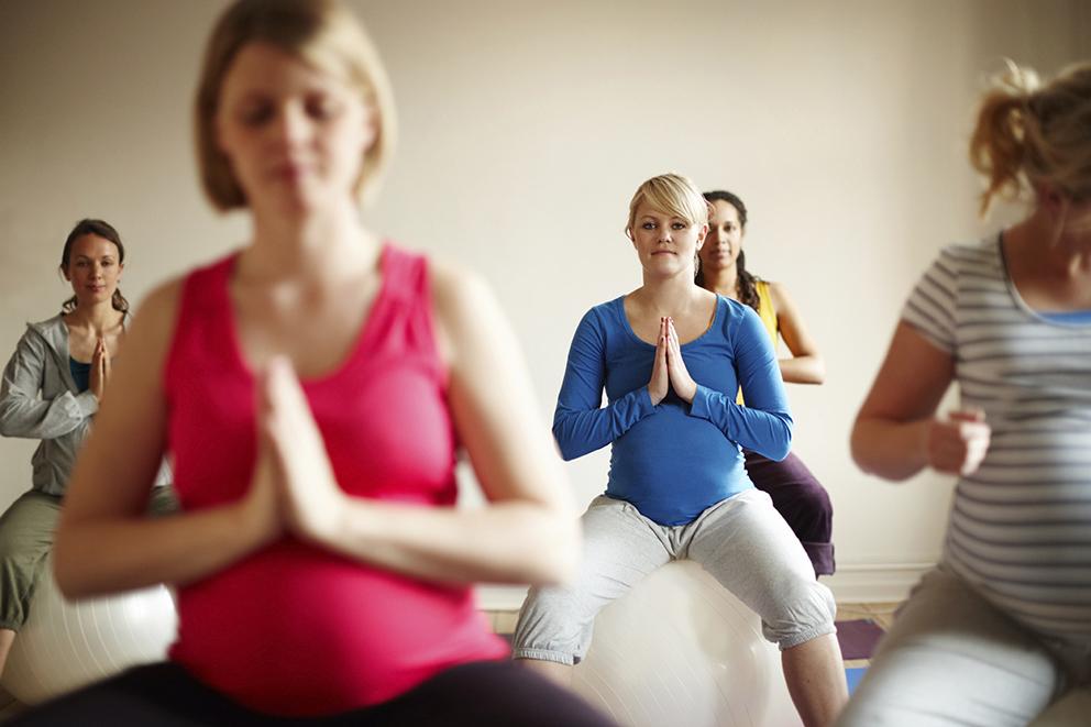 pilates femmes enceintes - centre chaps paris